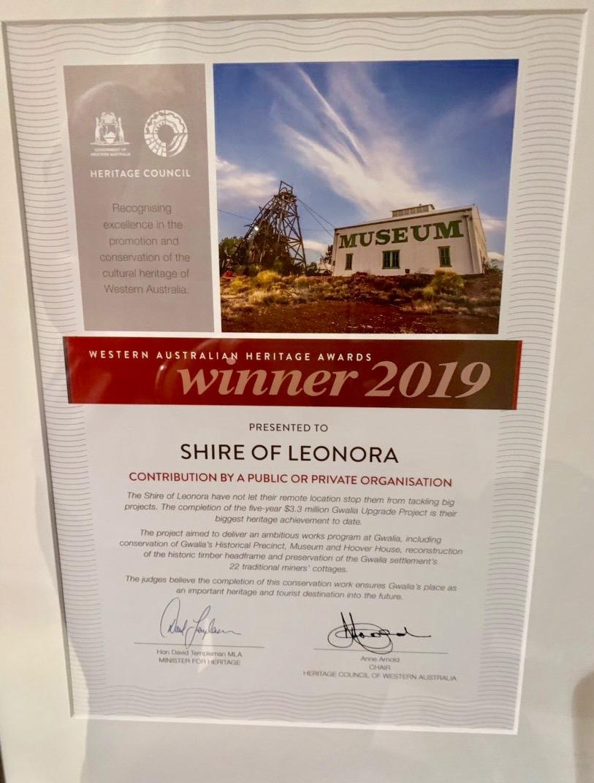 Home » Shire of Leonora